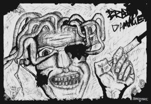 Brain Damage- Ζαραστούκας